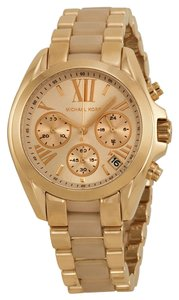 Michael Kors Michael Kors Rose Gold & Blush Boyfriend Ladies Watch
