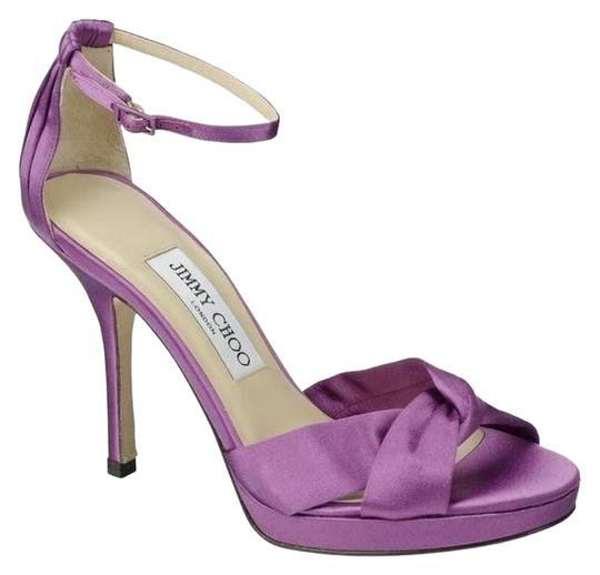 Preload https://item1.tradesy.com/images/jimmy-choo-purple-macy-satin-sandal-formal-shoes-size-us-8-regular-m-b-3966535-0-0.jpg?width=440&height=440