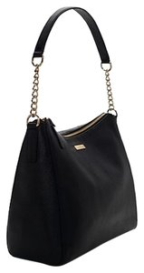 Kate Spade Leather Classic Gold Hardware Shoulder Bag