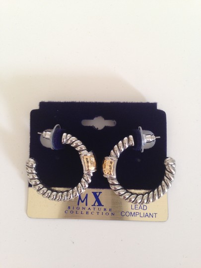 MX signature collection MX Signature Coll. Earrings