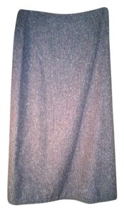 Banana Republic Skirt grey tweed
