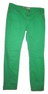 L.E.I. Straight Pants Kelly Green