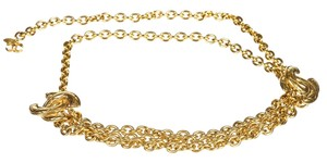 Chanel Chanel Gold Chain Link CC Belt