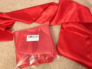10 Red Sashes