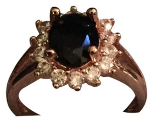 KY shop Rose Gold Plated RING flower design, new never worn