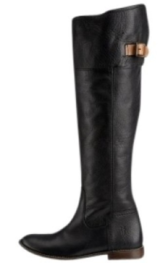 Preload https://img-static.tradesy.com/item/39691/frye-black-with-tan-accent-paige-cuff-bootsbooties-size-us-9-0-0-540-540.jpg