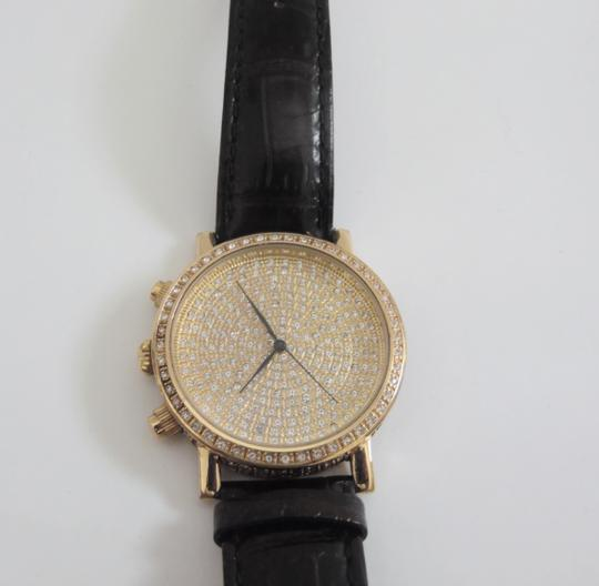 Real Collectibles by Adrienne Real Colletibles By Adrienne Crystal Swiss Movement Watch