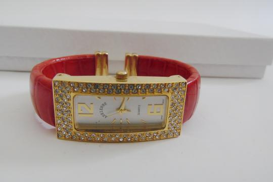 Real Collectibles by Adrienne Real Collectibles Vintage Quartz Cuff Watch