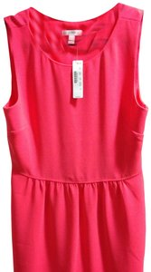 J.Crew short dress NRO/neon Coral on Tradesy