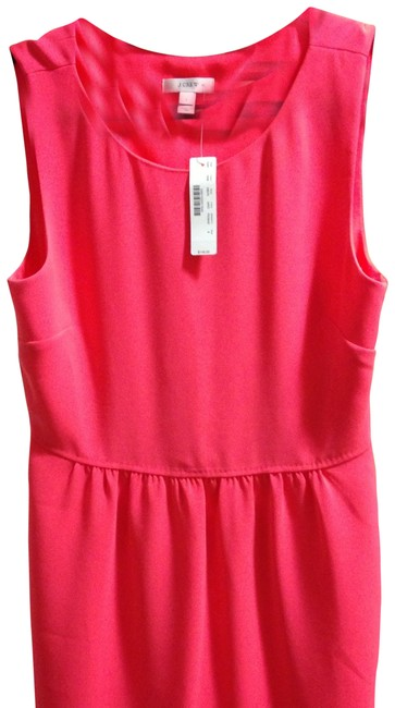 Preload https://item3.tradesy.com/images/jcrew-nroneon-coral-58579-above-knee-short-casual-dress-size-8-m-397017-0-1.jpg?width=400&height=650