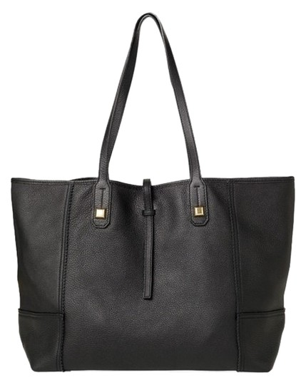 Preload https://item3.tradesy.com/images/stella-and-dot-leather-tote-bag-black-3970642-0-0.jpg?width=440&height=440