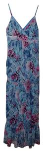 Blue Maxi Dress by Candie's