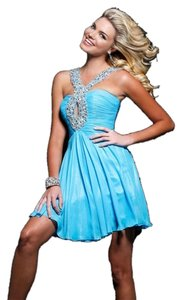 Alisha Hill Prom Formal Short Dress