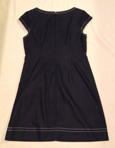 Madison Leigh short dress Navy on Tradesy