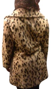 Russell Taylor Hollywood Vintage Faux Fur Fur Coat