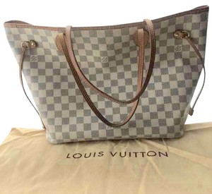 Louis Vuitton Tote Neverfull Over Mm Gm Pm Shoulder Bag