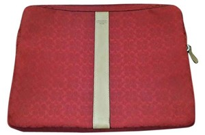 Coach Sleeve Laptop Bag