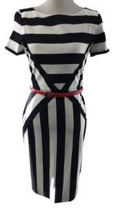 Nue by Shani Striped Dress