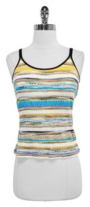 Missoni Striped Knit Top