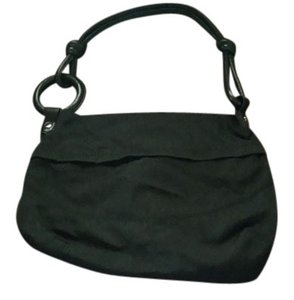 Sequoia Leather Nylon Shoulder Bag