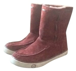 UGG Boots F23011g Rust Boots