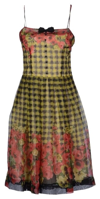 free shipping Paul Smith Silk Check Dress