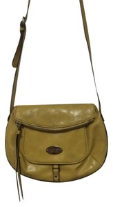 Nine West Fauc Leather Handbag Messenger Small Cross Body Bag