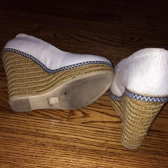 Call It Spring Off White Wedges