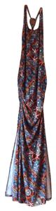 Multicolor Maxi Dress by Sky