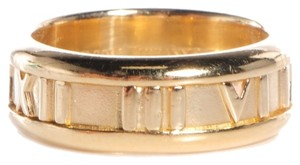 Tiffany & Co. Tiffany & Co 18K GOLD ATLAS RING