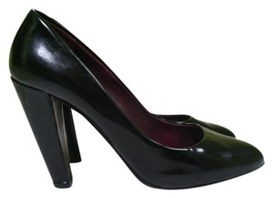 Miu Miu Deep Dark Burgundy, almost black Pumps