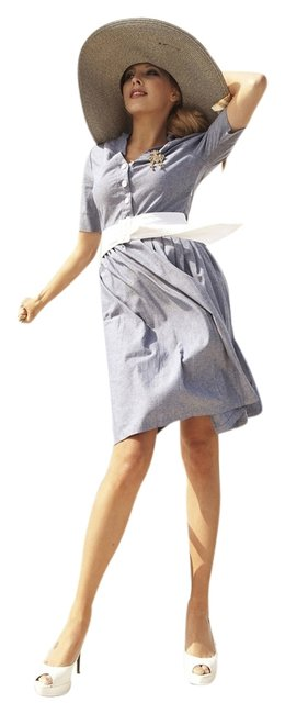 Preload https://item2.tradesy.com/images/shabby-apple-blue-toe-the-line-knee-length-workoffice-dress-size-6-s-3976531-0-0.jpg?width=400&height=650