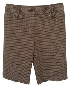 Ann Taylor LOFT Shorts Brown Tan Beige