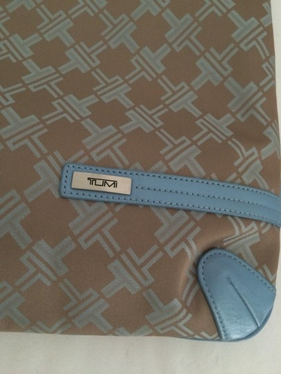 Tumi Tote in Powder Blue