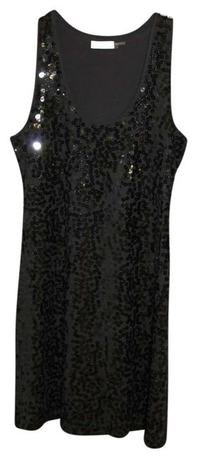 Preload https://item4.tradesy.com/images/calvin-klein-black-with-black-sequins-above-knee-cocktail-dress-size-12-l-397738-0-0.jpg?width=400&height=650
