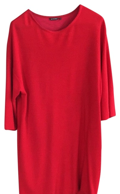 Preload https://item5.tradesy.com/images/marimekko-red-unknown-mid-length-short-casual-dress-size-16-xl-plus-0x-3977749-0-0.jpg?width=400&height=650