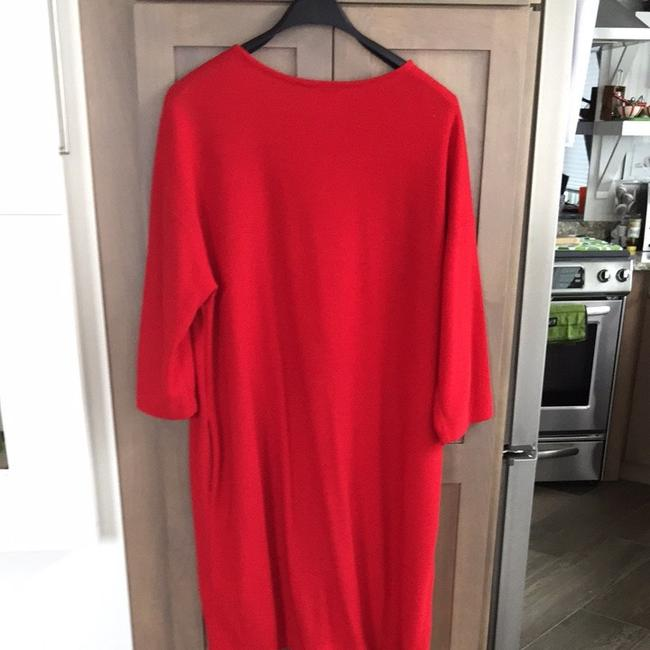 Marimekko short dress Red on Tradesy