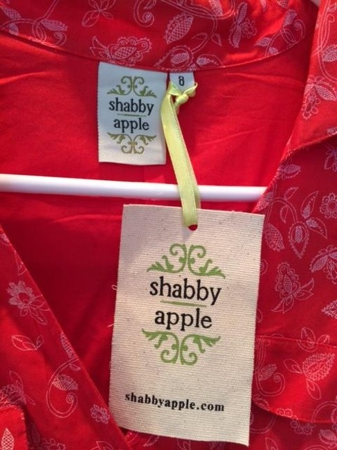 Red Maxi Dress by Shabby Apple