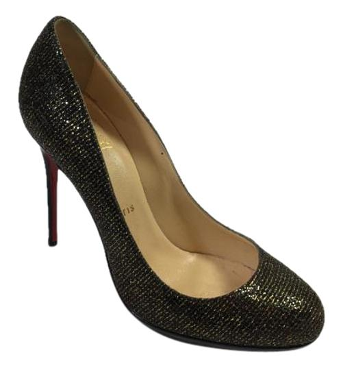 Preload https://item5.tradesy.com/images/christian-louboutin-filo-120-lady-black-and-gold-glitter-pumps-size-us-85-regular-m-b-3978004-0-2.jpg?width=440&height=440