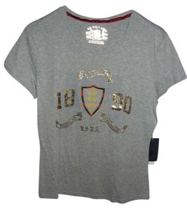 U.S. Polo Assn. T Shirt Gray