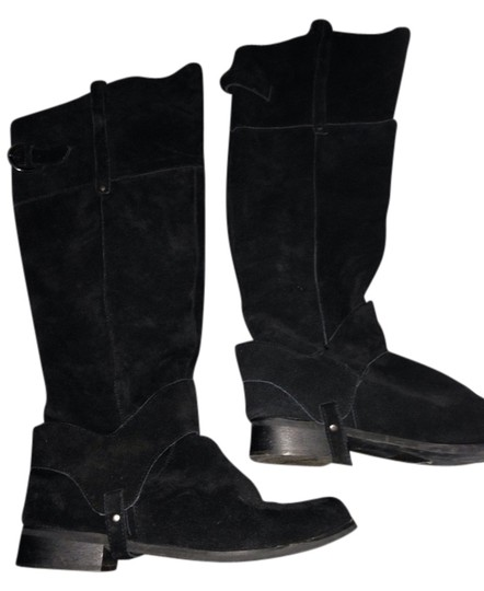Preload https://item3.tradesy.com/images/restricted-black-slouchy-comfortable-bootsbooties-size-us-8-regular-m-b-3978667-0-0.jpg?width=440&height=440
