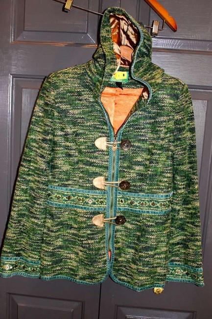 Tracy Porter Greens Jacket