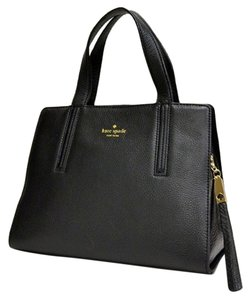 Kate Spade Sale Discount Satchel in Black