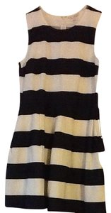 Gap Dress short dress black and white on Tradesy