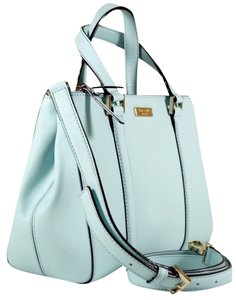 Kate Spade Tote Sale Clearance Satchel in Cyblue Blue