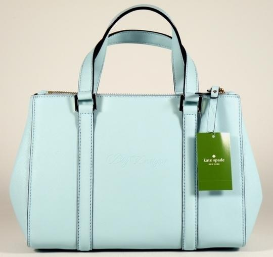 Kate Spade Purse Bags Sale Tote Satchel in Cyblue Blue