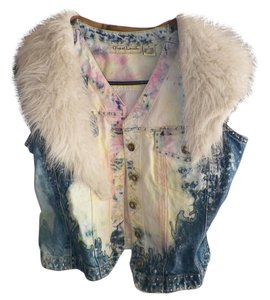 Recycled Fashions Vest