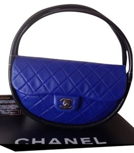 Chanel Satchel in Royal Blue