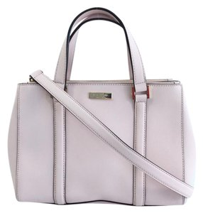 Kate Spade Satchel in Blush Pink