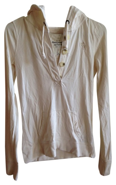 Preload https://item2.tradesy.com/images/abercrombie-and-fitch-cream-sweatshirthoodie-size-8-m-3981766-0-0.jpg?width=400&height=650